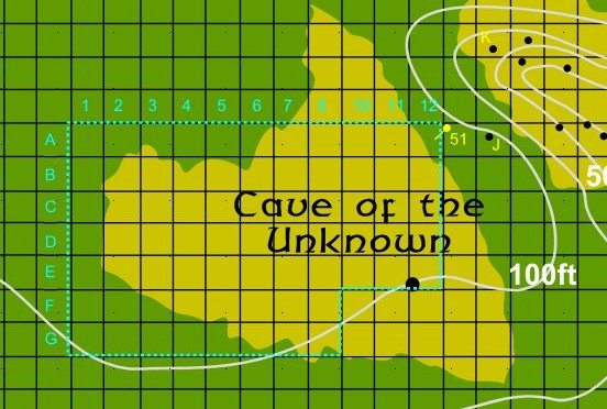 caves of the unkown