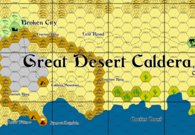 POTB – The Great Desert Caldera