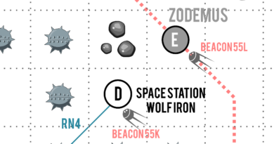 BX Space Map Banner Zodemu